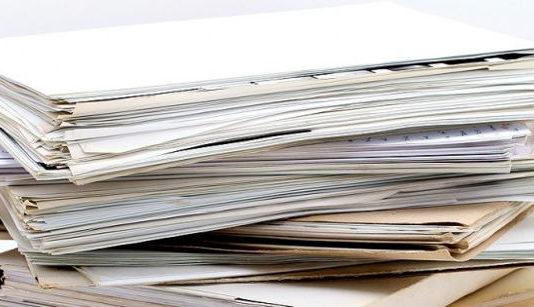 W jaki sposób należy przechowywać dokumenty firmowe?